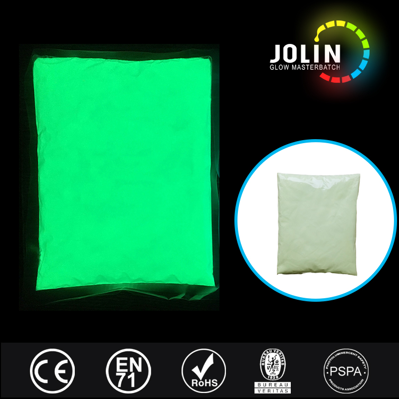 glow in the dark pigment