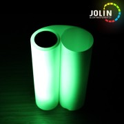 PVC glow in the dark sticker film