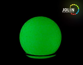 glow in the dark golf ball