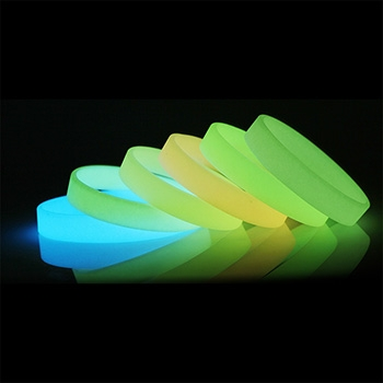 jolin glow in the dark silicone